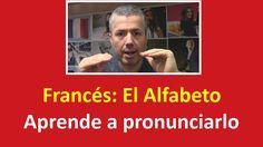 El Alfabeto en Francés: Aprender el Abecedario francés / Curso de Francé... French Alphabet, Script Alphabet, French Nails