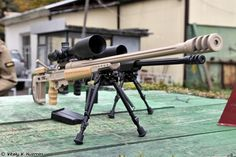 ORSIS T-5000 .338LM sniper rifle