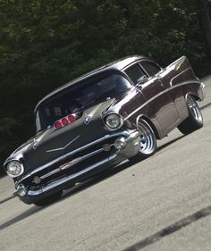 Chevrolet Bel Air Custom - 1957 Beautiful! ☠☠✯✯666✯✯☠☠