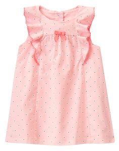 Flower Dress at Gymboree