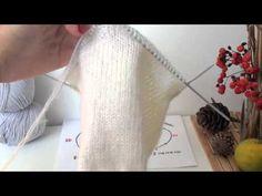 Как связать макушку шапки - вяжем плавную линию убавлений для шапки. Link…