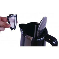 1,7l Wasserkocher + Anti Kalk Filter System WK10, Kocher, Elektrischer Wasserkoc