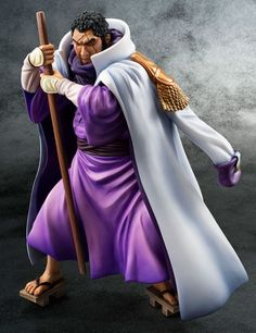 MegaHouse Fujitora Issho One Piece Portrait of Pirates Figure