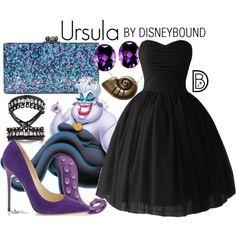 Ursula- The Little Mermaid