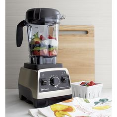 So I can finally make us epic juices and smoothies.