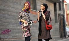 But for Iranian women, the simple act of wearing vibrant colors confidently is subversive | How Iran's Young Women Are Using Fashion To Influence Politics