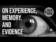 On Experience, Memory, Evidence: Joan Scott & Allan Megill - YouTube