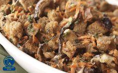 خوراک هویج و قارچ Mushroom Food, Mushroom Recipes, Stuffed Mushrooms, Stuff Mushrooms