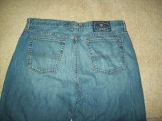 Lucky Brand Jeans 38 Mens Loose Fit 38 X 29