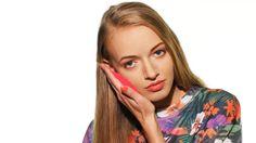 """The Art of Make up: PIGMENT""  Key Make up: Klaudia Utnicka    Make up: Natalia Listkowska   Model: Anna Maria Stańczak"