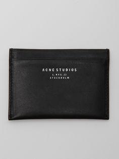 Acne // Card Holder