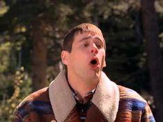 Jim Carrey As Lloyd Christmas In Dumb And Dumber Movie Hair