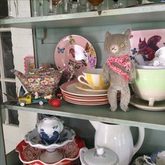 Pussman & co bears and critters