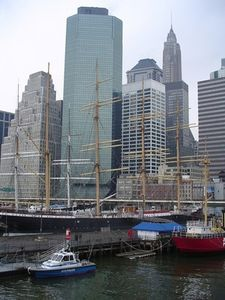 South Street Seaport, NYC Attractions