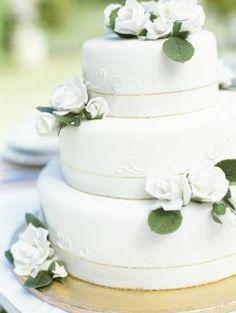 Cómo determinar el tamaño para un pastel de bodas | eHow en Español