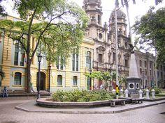 Plazuela San Ignacio.