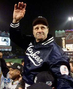 He will always be a Yankee!!