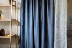 #mendolafabrics #curtains #draperii #curtains #sheers #sheercurtains #perdele #bluetones #pearlyshades #homedecor #homedesign #interiordesign #decor Interiores Design, Home Decor Inspiration, Curtains, Blue, Blinds, Draping, Picture Window Treatments, Window Treatments