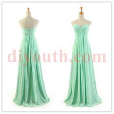 prom dress prom dresses long 2014 mint