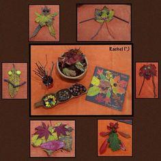 "Leaf Man Transient Art from Rachel ("",)"