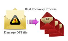 Get the best performance by OST to PST Software by recovering OST File data.