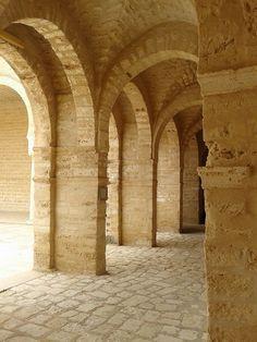 mosquée fatimide mahdia tunisie