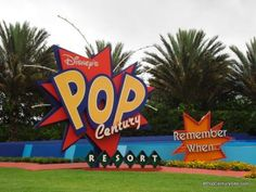 Disney's Pop Century Resort Unofficial Fan Site - If you're planning a stay there, you'll want to check out this site!