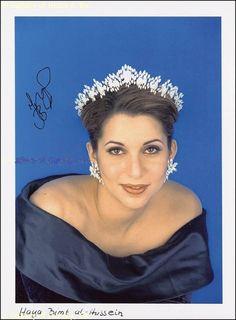 Princess Haya of Jordan  Sheikha Haya of Dubai  #Charismatic #Fashionista