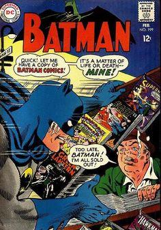 Batman 199 (Carmine Infantino)