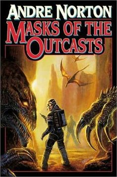 book cover of   Masks of the Outcasts