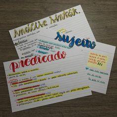 ✨ fichas sobre Análise Sintática - Português (gramática) ✨  .  .  .  Ps: arrasta para o lado esquerdo para ver as minhas fichas :)))