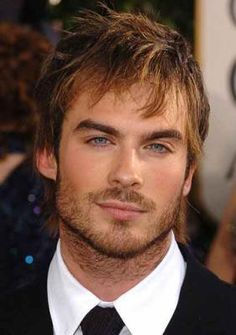 Beautiful Man - Ian Somerhalder - I've moved my collection of Ian's photos to a special board.
