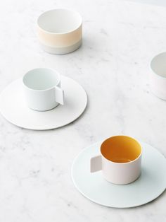 Japanese coffee accessories and tableware from MINAMI, the new online store from Melbourne foodie Julia Busuttil Nishimura and her husband, Norihiko Nishimura.  Photo – Eve Wilson, styling – Lucy Feagins on thedesignfiles.net