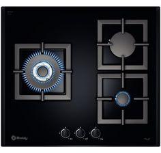 Catálogo Balay - Placas - Placas Gas - Placas de Cristal Gas - 3ETG395BP