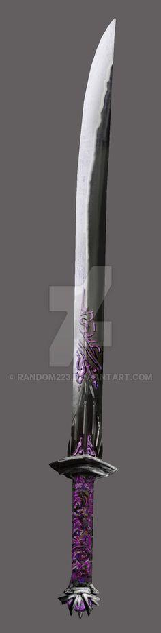 184 ghostblade by Random223.deviantart.com on @DeviantArt