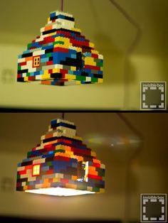 20 Útiles cosas que puedes crear con piezas de Lego