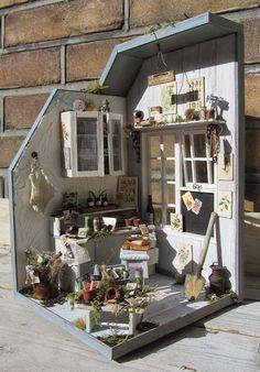 De uitdaging van poppenhuizen: Zaaien, stekken en planten!
