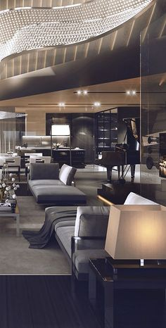 Luxury Penthouse #luxurylobby #lobbyhotel #luxuryhotel