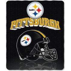 Pittsburgh Steelers Mirror Blanket
