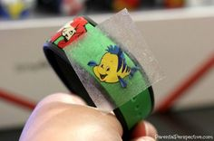 Use your Silhouette and vinyl to decorate Disney Magic Bands