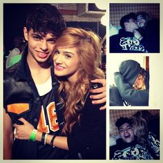 Chachi dating anthony