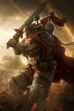 A White Scar... Warhammer 40,000