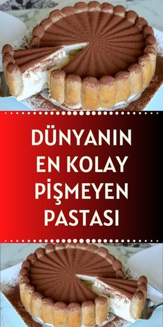 Cookie Recipes, Snack Recipes, Pasta Cake, Turkish Sweets, Turkish Kitchen, Good Food, Yummy Food, Easy Dinner Recipes, Food Videos