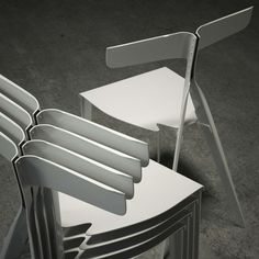 Ariane Chair for Vif Furniture - Tierney Haines Architects