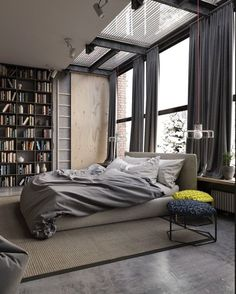 It's one of those days where I just want to stay in bed...catch up on sleep...lose myself in a good novel... #homedesign #lifestyle #style #designporn #interiors #decorating #interiordesign #interiordecor #architecture #landscapedesign