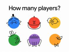 Are You Feeling Lucky - Player Select designed by Ben Tobias. Connect with them on Dribbble; Flat Illustration, Character Illustration, Illustrations, Ui Inspiration, Character Inspiration, Character Concept, Character Design, Little Paris, Passion Project