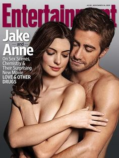 "Jake Gyllehnaal & Anne Hathaway (""Love & Other Drugs"")"