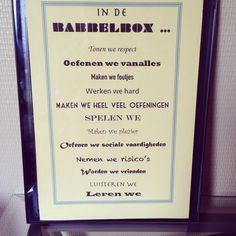 Logopedie Babbelbox praktijk