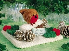 Jean Greenhowe Knitting Pattern Book - Christmas Special Preview