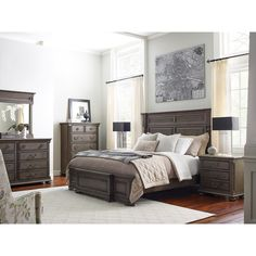 Greyson CK Bedroom Group by Kincaid Furniture